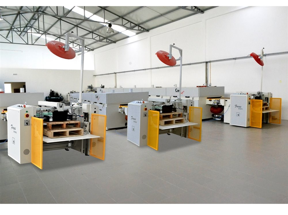 Third production line in Portugal
